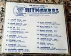 HITMAKERS TOP 40 CD SAMPLER 8 RARE DJ CD 1988 Erasure Basia Dokken Peter Cetera