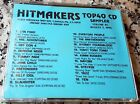 HITMAKERS TOP 40 CD SAMPLER 40 RARE DJ CD 1990 Depeche Mode Yazz Yen Lita Ford