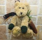Boyds Collection Plush Bear The Archive Series 1990-97 mittens Scarf Holiday