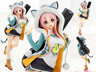 Anime Figure Toy Super Sonico Gitar Figurine Statues 20cm