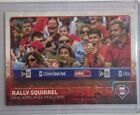 Rally Squirrel Phillippe Aumont 2015 topps update us318B SP *Photo Variation*