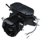Black 50cc 2 Stroke Engine For Motorized Bicycle Bike Engine only