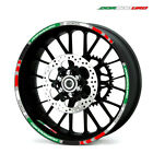 For APRILIA DORSODURO 750 900 1200 OUTER RIM STRIPES WHEEL DECALS TAPE STICKERS