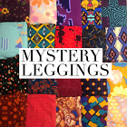 Lularoe Mystery Leggings NO SOLID OS TC  one size tall and curvy