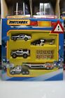 Matchbox 164 Scale 1992 Series EMERGENCY POLICE PLAY SET EM 71