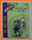 Sideshow the Wolf Man Universal Monsters Keychain Mini Munsters Action Figure