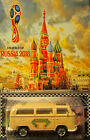 Matchbox CUSTOM VOLKSWAGEN BUS 2018 Russia World Cup Real Riders 1 10 Made