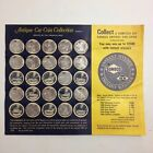 Sunoco DX Antique Car Coin Collection - Series 1