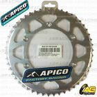 Apico Evolite Silver Rear Sprocket 50T 520 For Sherco SE-F 450 4T 2005