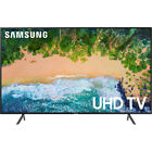 Samsung NU7100 Series 55 Inch Class HDR UHD Smart LED TV with Flat Screen