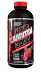 Nutrex Liquid Carnitine 3000 16fl oz Increase Metabolism And Reduce Fat