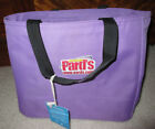 NWT Purple Pards Western Store Tote bag