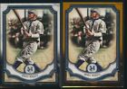2018 Topps Museum Collection Honus Wagner Base + Copper Parallel #57 Pirates