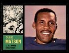 1962 Topps Football Cards 9