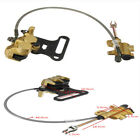 Hydraulic Rear Disc Brake Caliper System for 110 125cc 140cc PIT PRO Dirt Bike