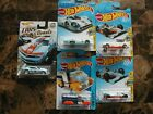 CHASE Hot Wheels GULF Lot of 5 with TREASURE HUNT Fast Gassin  RLC Copo Camaro