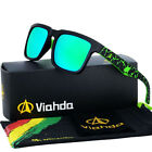 VIAHDA 2018 new and coole Polarized Ssunglasses Classic Men Shades UV400