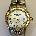 Raymond Weil Parsifal Two-Tone MOP Ladies Watch 9440