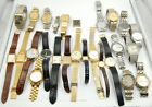 LOT OF (26) SEIKO GENTS AND LADIES WRIST WATCHES SQ KINETIC NO RESERVE