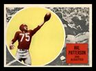 1960 Topps Football Cards 5