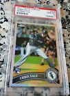 Chris Sale Rookie Cards and Prospect Card Guide 23