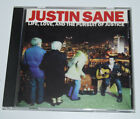 Justin Sane Life Love and the Pursuit of Justice CD Anti Flag folk punk activist
