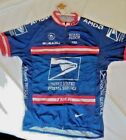 USPS Cycling Jersey 2011 Pro Cycling Team Design New with tags Size XL US