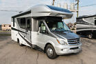 2018 Jayco Melbourne Prestige 24LP Mercedes Chassis Diesel Class C Motorhome RV
