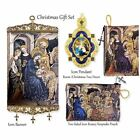 Nativity of Christ Chrostmas Gift Set Icon Banner Rosary Pouches