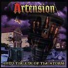 Into the Eye of the Storm by Artension (CD, Oct-1996, Shrapnel)