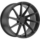 19x9 Black TSW Watkins Wheels 5x120 +15 Fits BMW 735i735iL750iL 645C