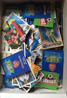 Match Attax Football Cards, unsorted shoe box full plus stickers