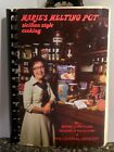 SIGNED Maries Melting Pot Sicilian Cooking Cookbook Central Grocery New Orleans