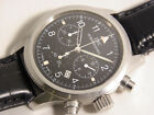 IWC Flieger Chronograph SS Mechanical Quartz - IW3741-001 For repair/parts