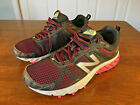 Womens New Balance 610 v5 Trail Running Sneakers Shoes Size 75