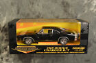 American Muscle Diecast 118 1969 Black Dodge Charger RT NICE