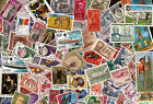 Lot A 100 Different Deluxe Worldwide Stamp Collection