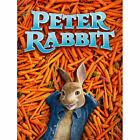 Peter Rabbit DVD 2018 Animation New US STOCK FAST FREE SHIPPING