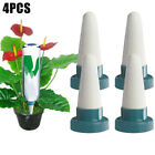 4 Pcs Vacation Plant Waterer Tool Ceramic Automatic Self watering Spikes