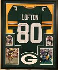 James Lofton Cards, Rookie Card and Autographed Memorabilia Guide 43
