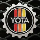 Grille Badge Emblem Compatible Withtoyota Tacoma Fits Tundra Pt-5435c