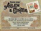 2018 Topps Allen & Ginter Base COMPLETE YOUR SET YOU PICK Second Half #151-300