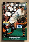 SIGNED Ded Rory Underwood Flying Wing An Autobiography 1 2 VGVG
