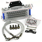 New High Performance 50 70 90 110CC Racing Motorcyle Engine Oil Cooler  Radiator