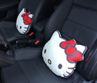 Universal Lovely Hello Kitty Red Linen Blend Car Seat Cover