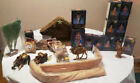 Fontanini Collectible Biblical Nativity Lot of 27 Pieces