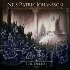 Nils Patrik Johansson - Evil Deluxe 4250444157747 (CD Used Like New)