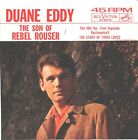 DUANE EDDY--PICTURE SLEEVE + 45--(SON OF REBEL ROUSER)---PS---PIC---SLV