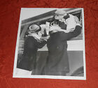 1950 Press Photo Bus of Marine Women Leaving NY fo Parris Island