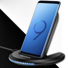 Qi Wireless Charger Fast Charging Dock Mat Pad Stand Holder For iPhone 8 X 8Plus